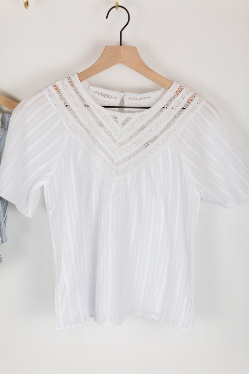 Airy and Light Blouse by Skies Are Blue