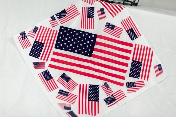 Tons of Flags Bandana