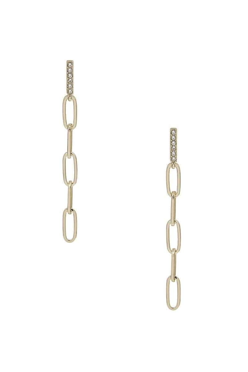 Dangle The Chains Earrings
