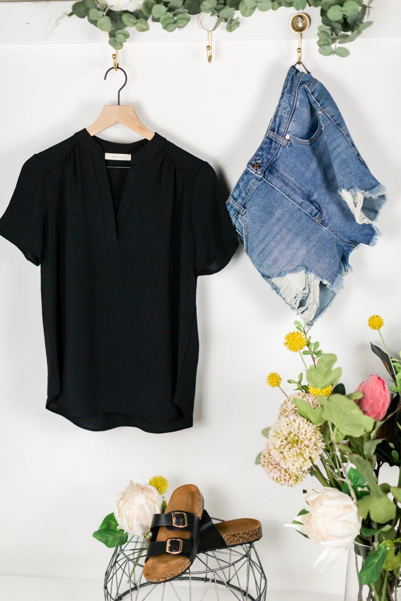 Dress Me Up Blouse by Entro