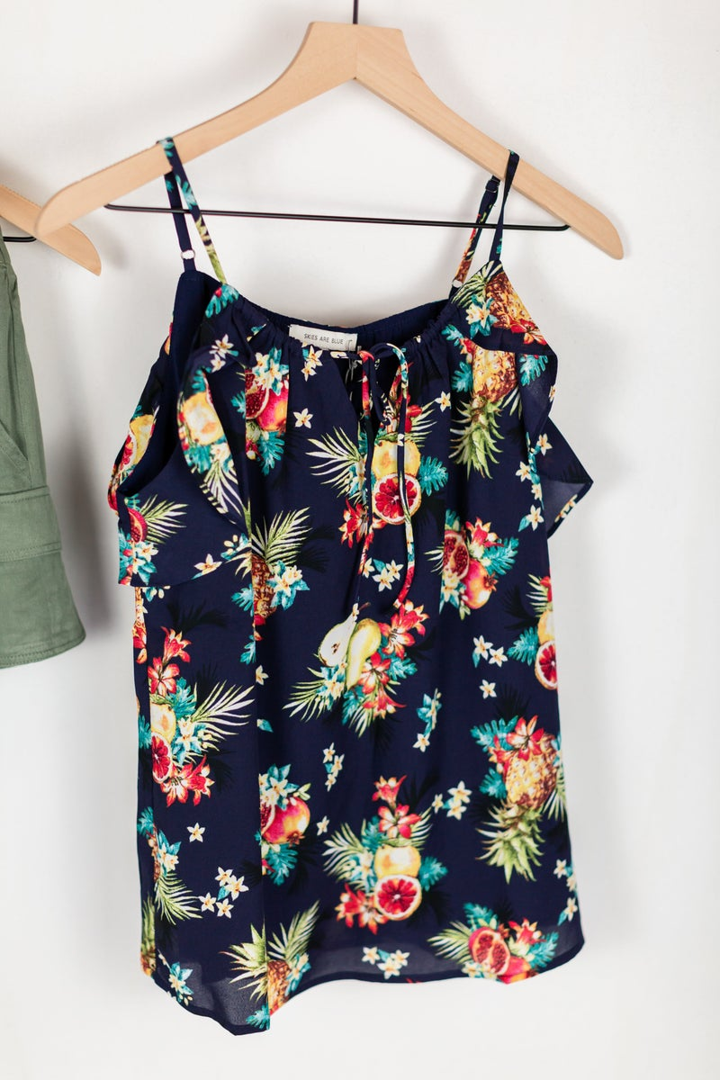 Tutti Fruity Cami by Skies Are Blue