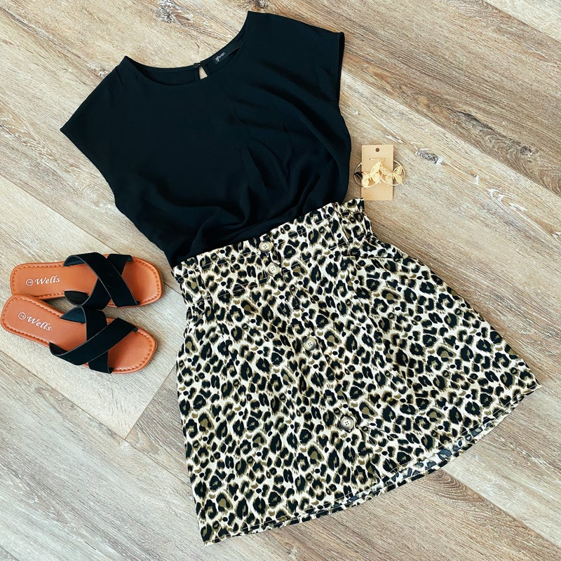 Wild About That Skirt by Umgee