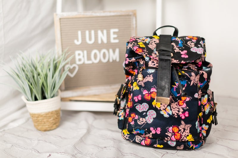 Big Butterfly Kisses Backpack
