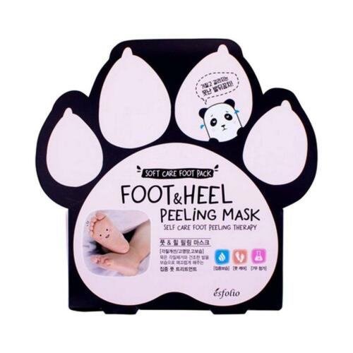 Self Care Foot Peeling Therapy