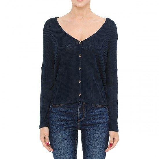 Obsession Ready Waffle Top
