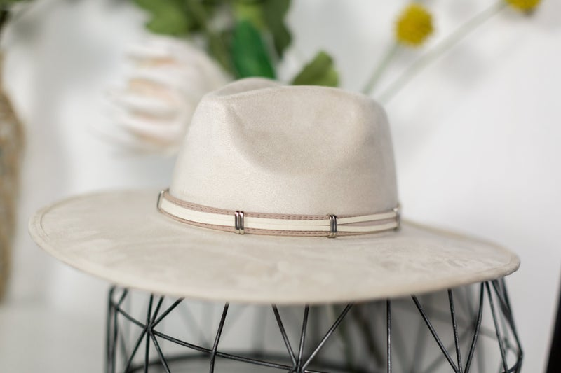 It's A Good Day Braided Detail Hat