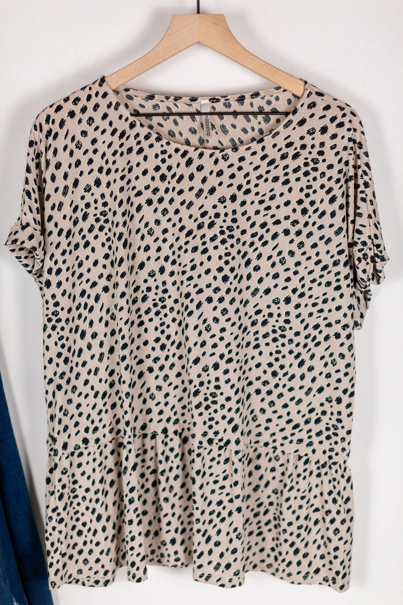 Plus Wild For Life Top by Mittoshop