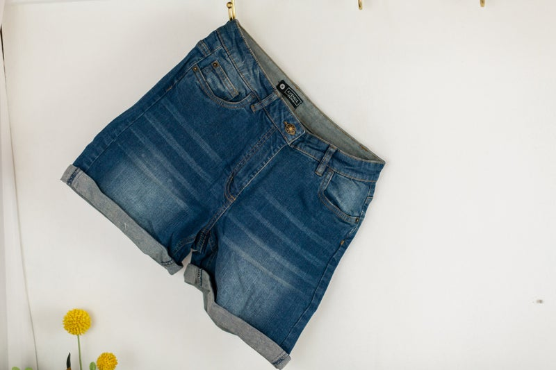 The Bluebird Classic Denim Shorts