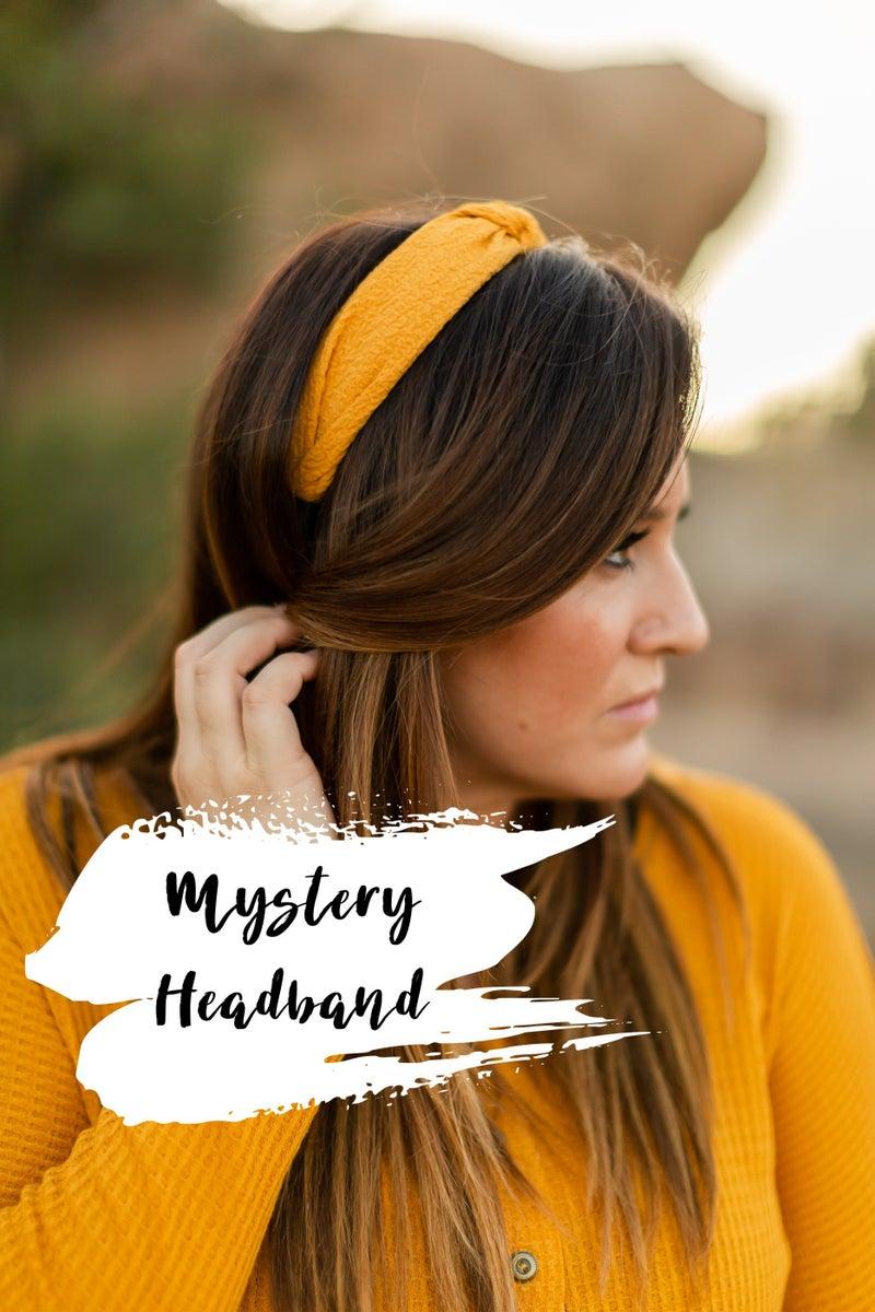 Mystery Headband *Final Sale*