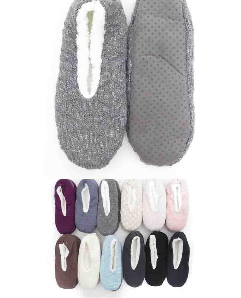 Getting Cozy Slippers