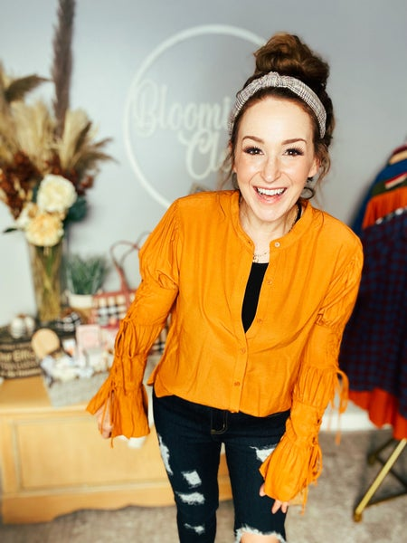 Doorbuster: Spice Up Your Life Blouse