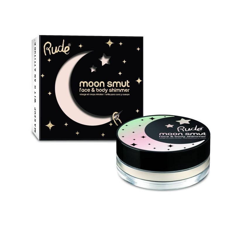 Moon Smut Face & Body Shimmer by Rude