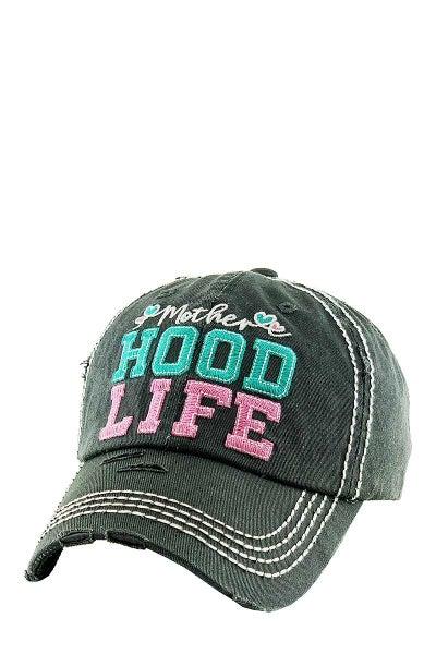 Mother Hood Life Cap