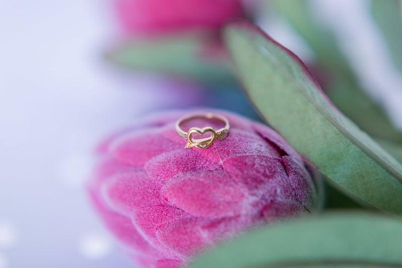 Love Through & Through  Ring