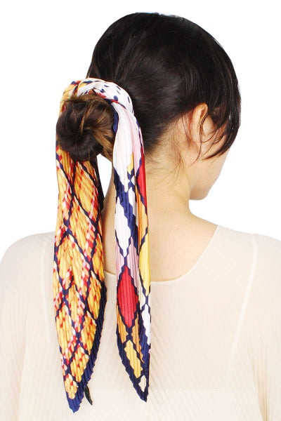 Tagging Along Hair Scarf