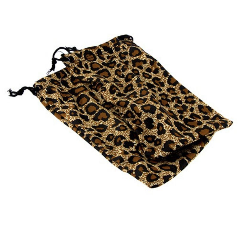 Wild Thing Eyeglass Pouch