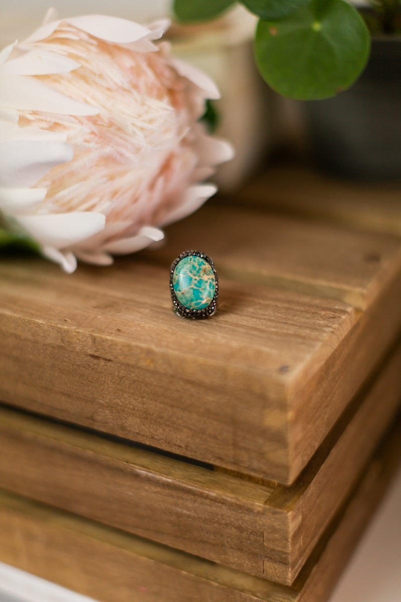 Beautifully Bold Stone Rings