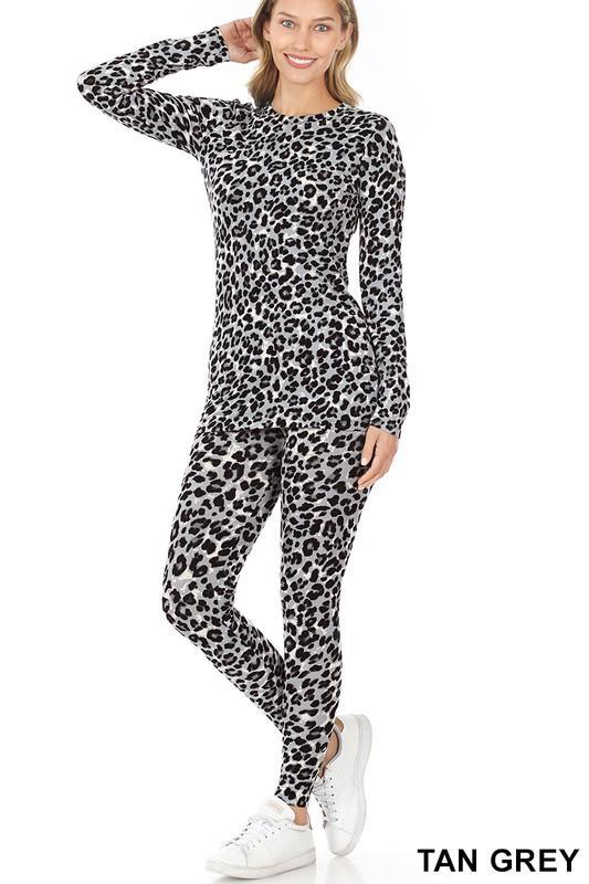 Doorbuster: Leopard Set