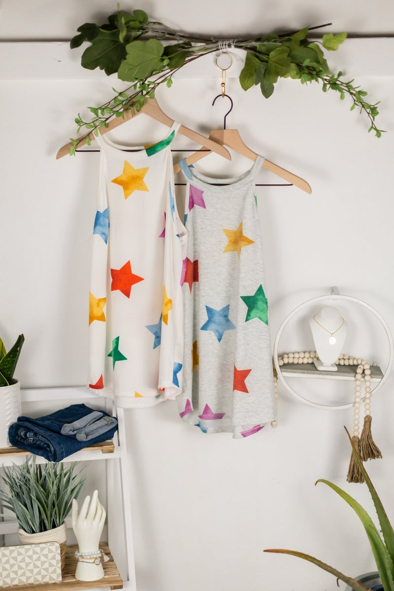 Gimme More Stars Cami by 22nd