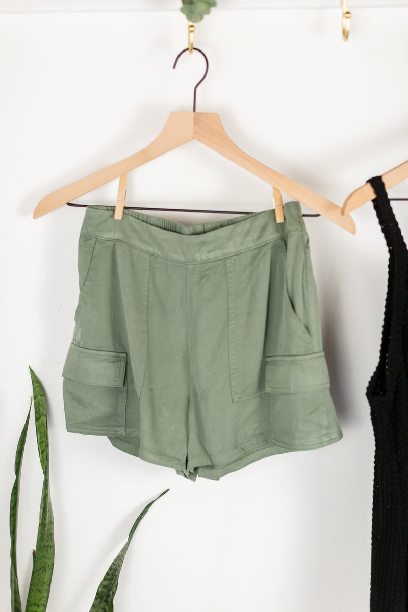 Road Tripping Shorts by Skies Are Blue