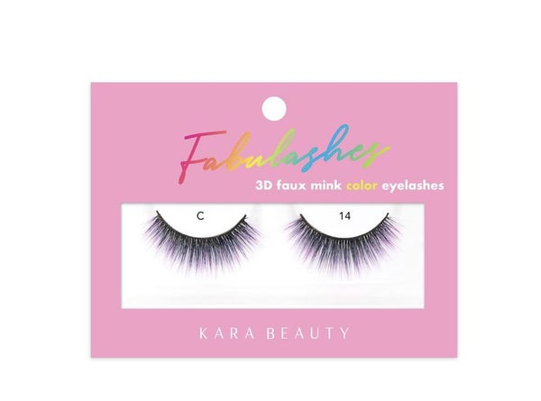 Color Me Lashes by Kara Beauty