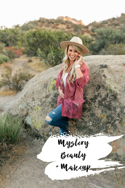 Mystery Beauty + Makeup *Final Sale*