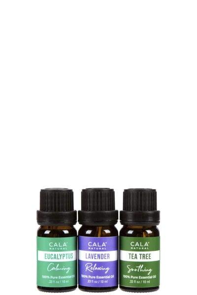 Essential Oil Trio