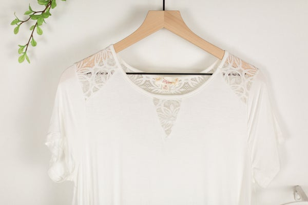 Come To Me Lace Top