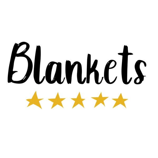 Cozy Vibes Queen Blanket