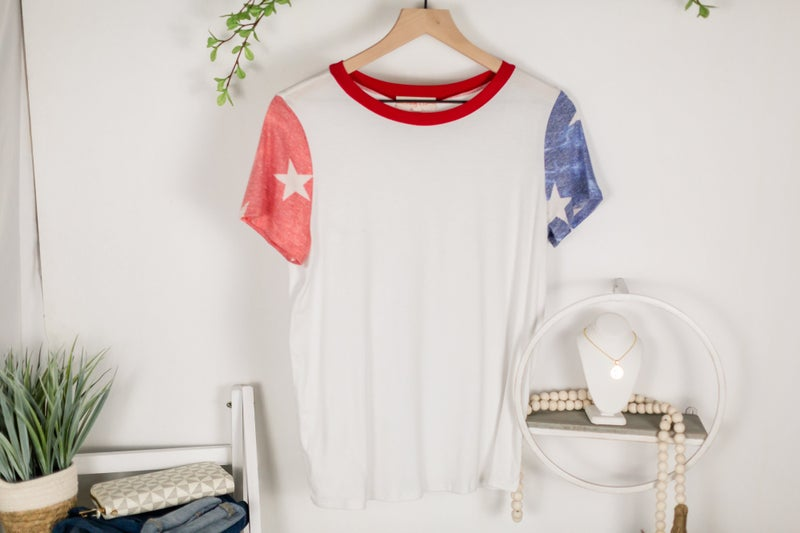 July 4th Dreamin' Tee by Hailey and Co