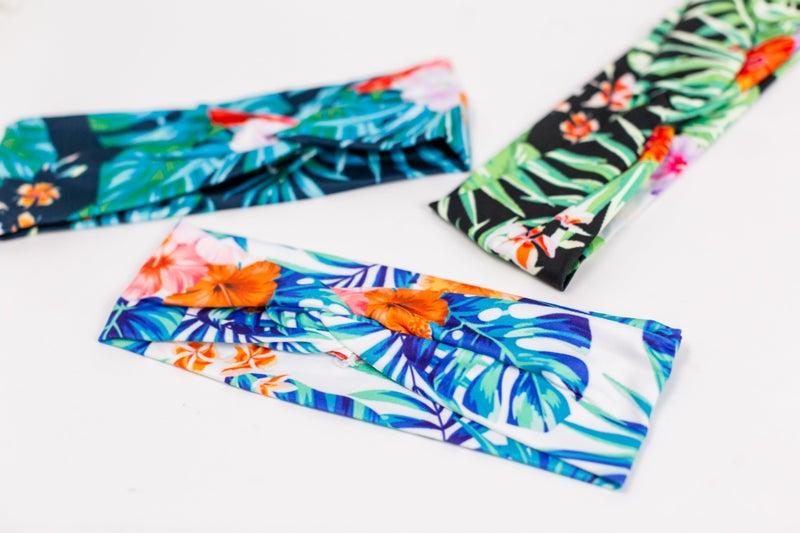 Tropic Times Stretch Headband