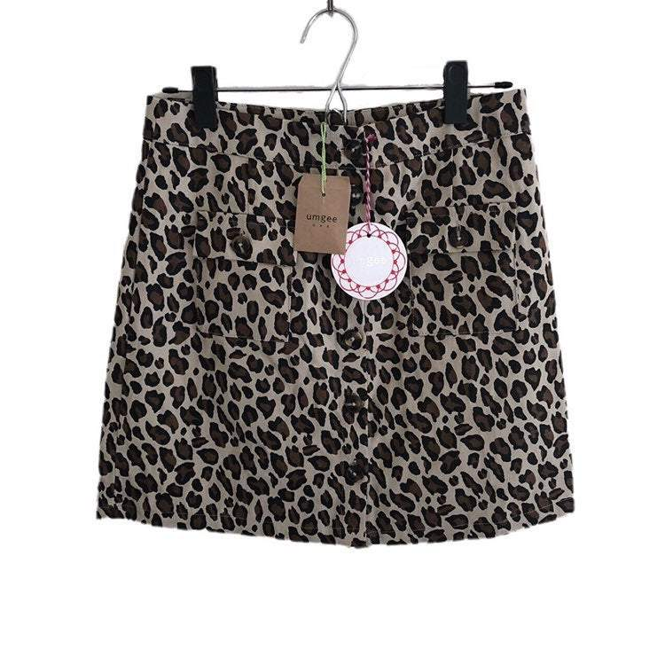 Wild At Play Skirt by Umgee