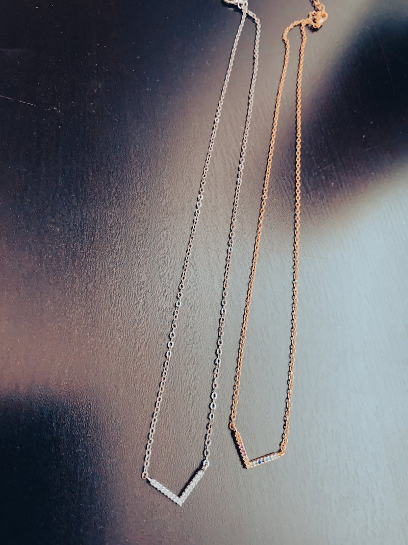Learn To Fly Necklace