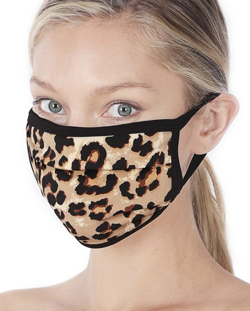 Printed Face Covering