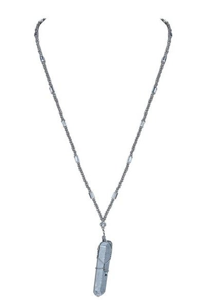 Gypsy Soul Crystal Necklace