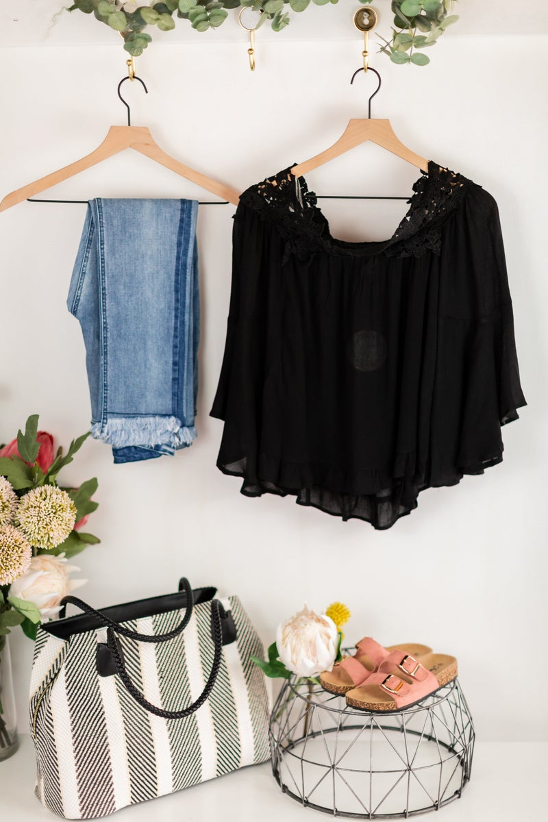 A Day off Blouse by Umgee