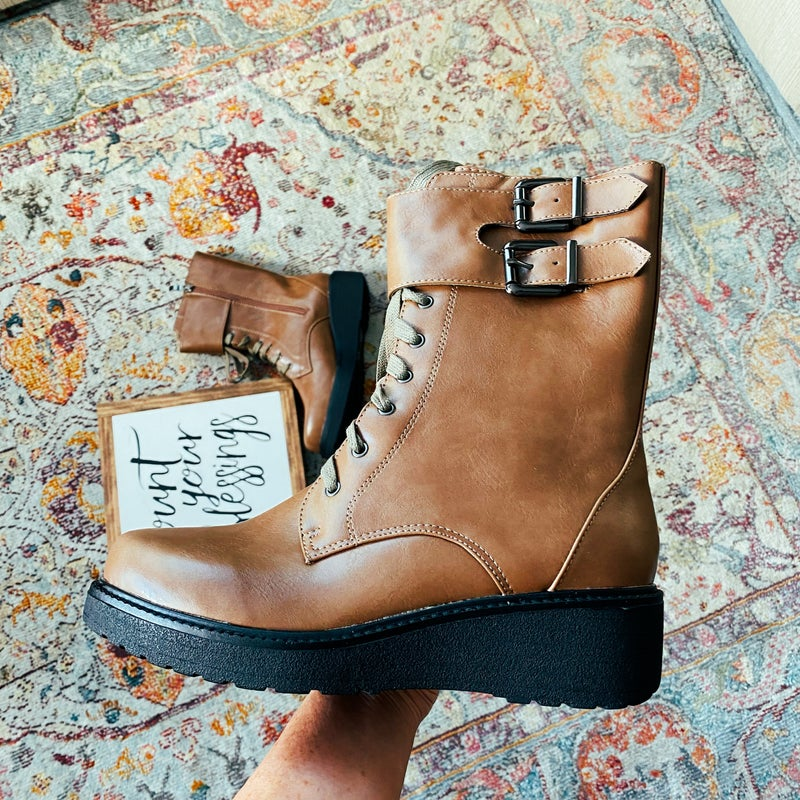 Falls Perfect Wedge Boot