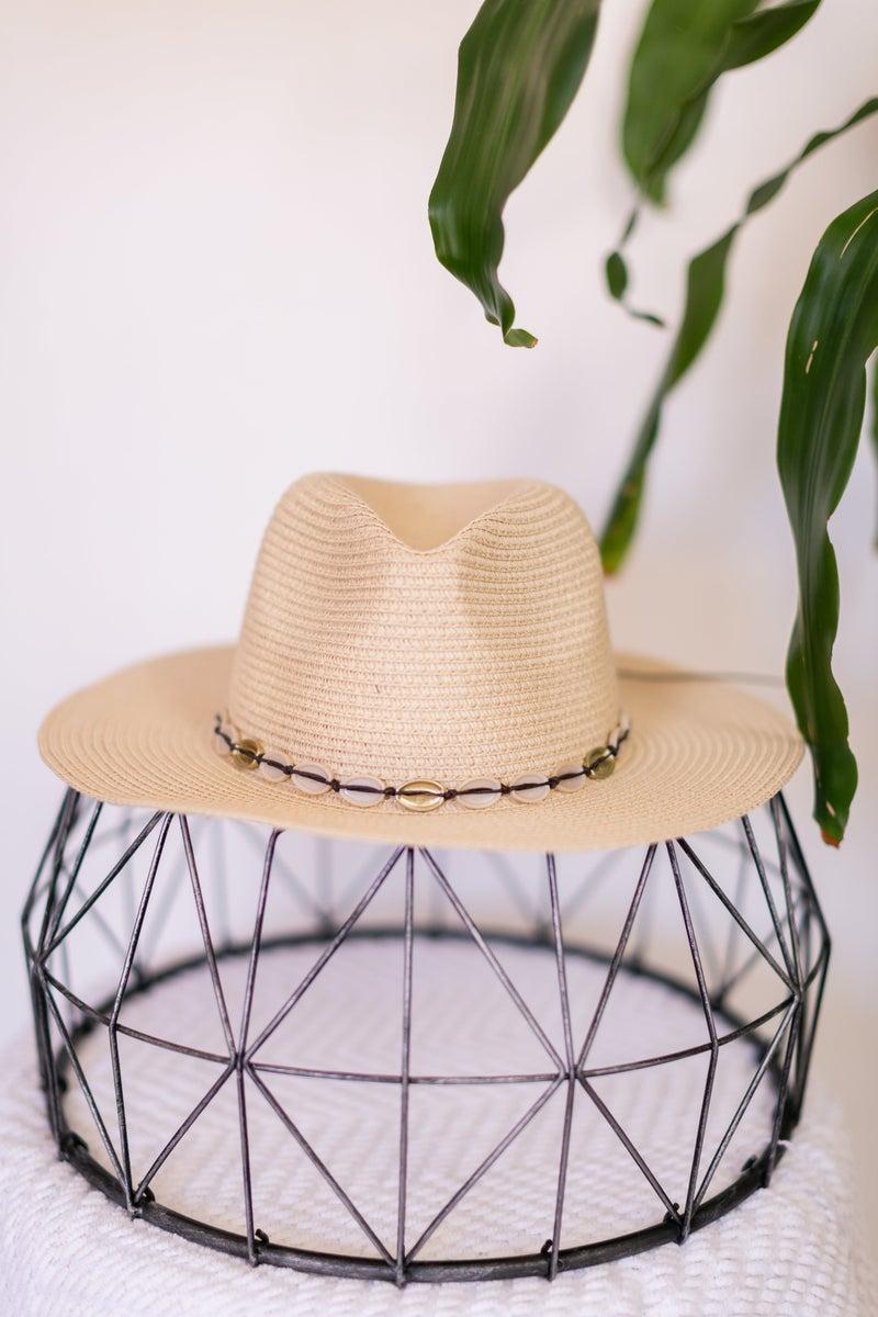 Shell Trim Hat