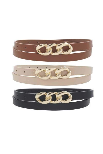 Chained Melody Belt