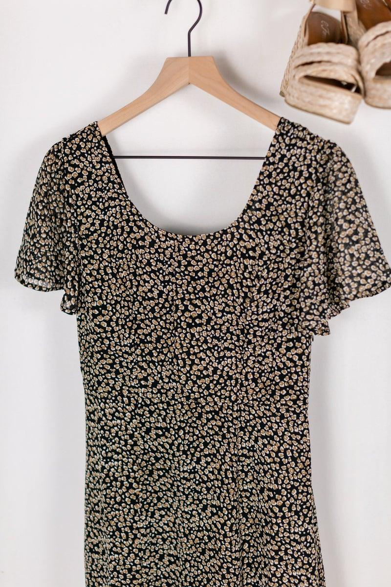 Leopard Love Dress by Very J