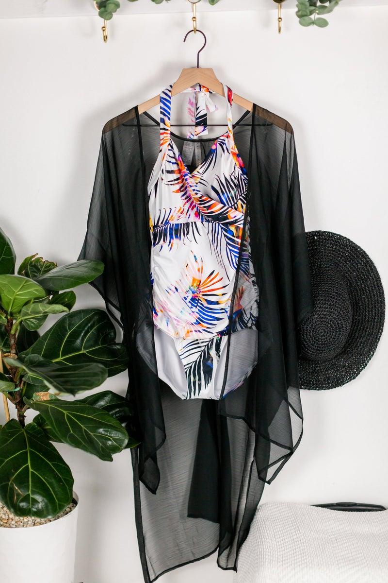 Sheer Intent Kimono