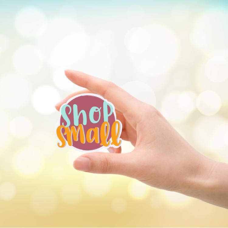 Shop Small Circle Sticker