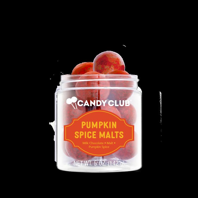 Candy Club - Pumpkin Spice Malts *AUTUMN COLLECTION*