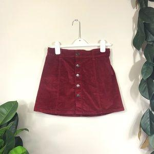 All About Fall Skirt by Lunik