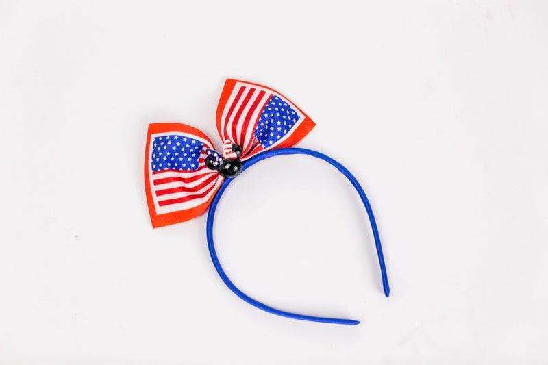 American Minnie Headband