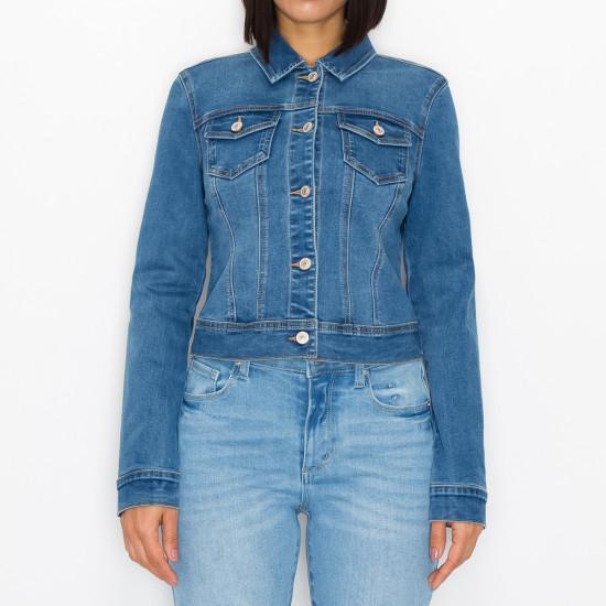 The Basic Denim Jacket
