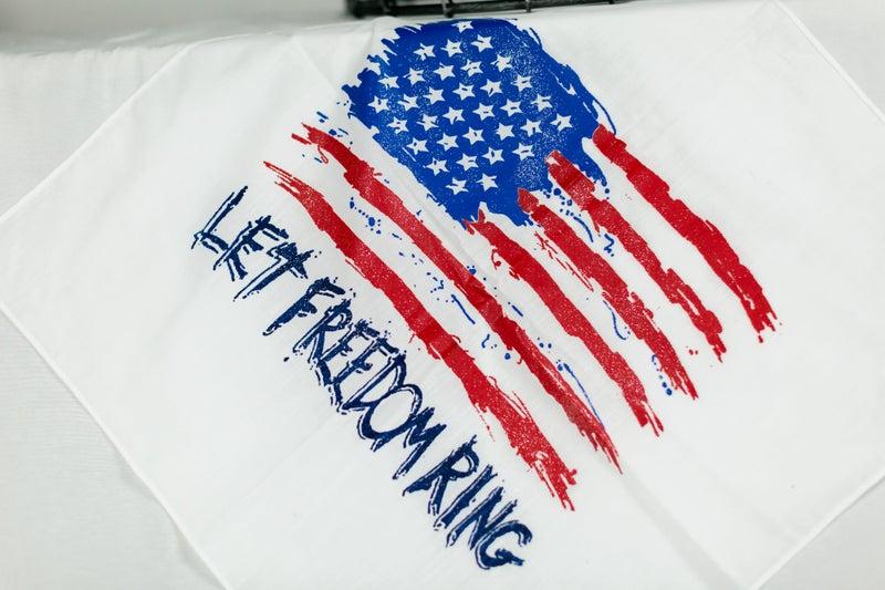 Let Freedom Ring Bandana