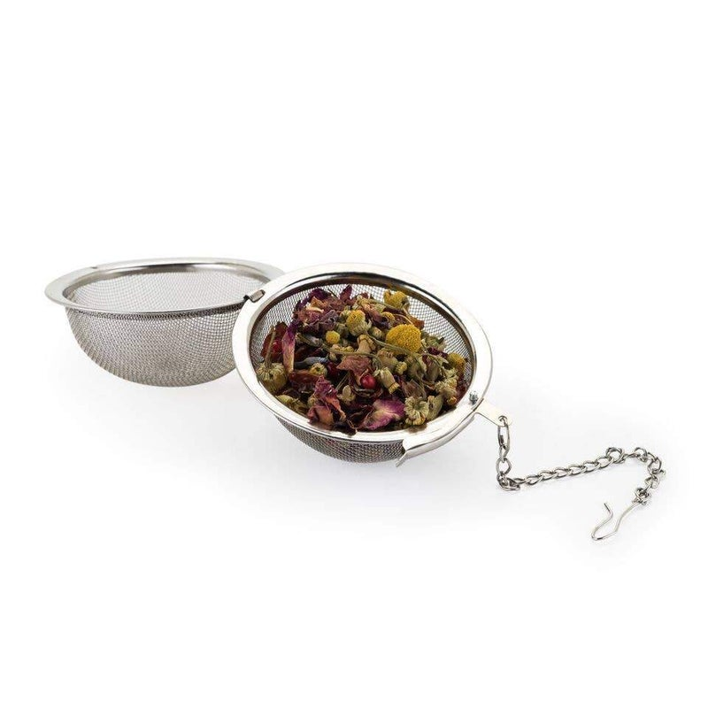 Pinky Up - Tea Infuser Ball in Stainless Steel by Pinky Up
