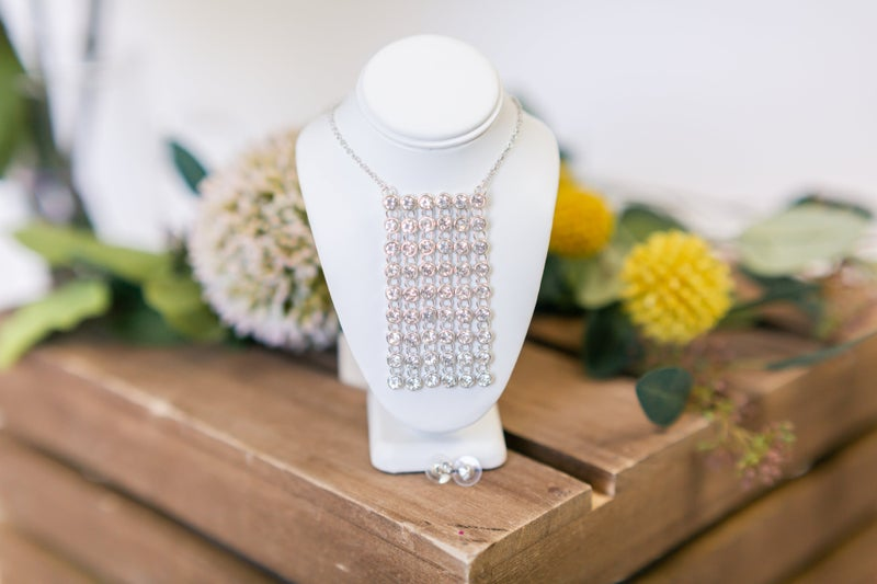 Ultra Glam Necklace Set
