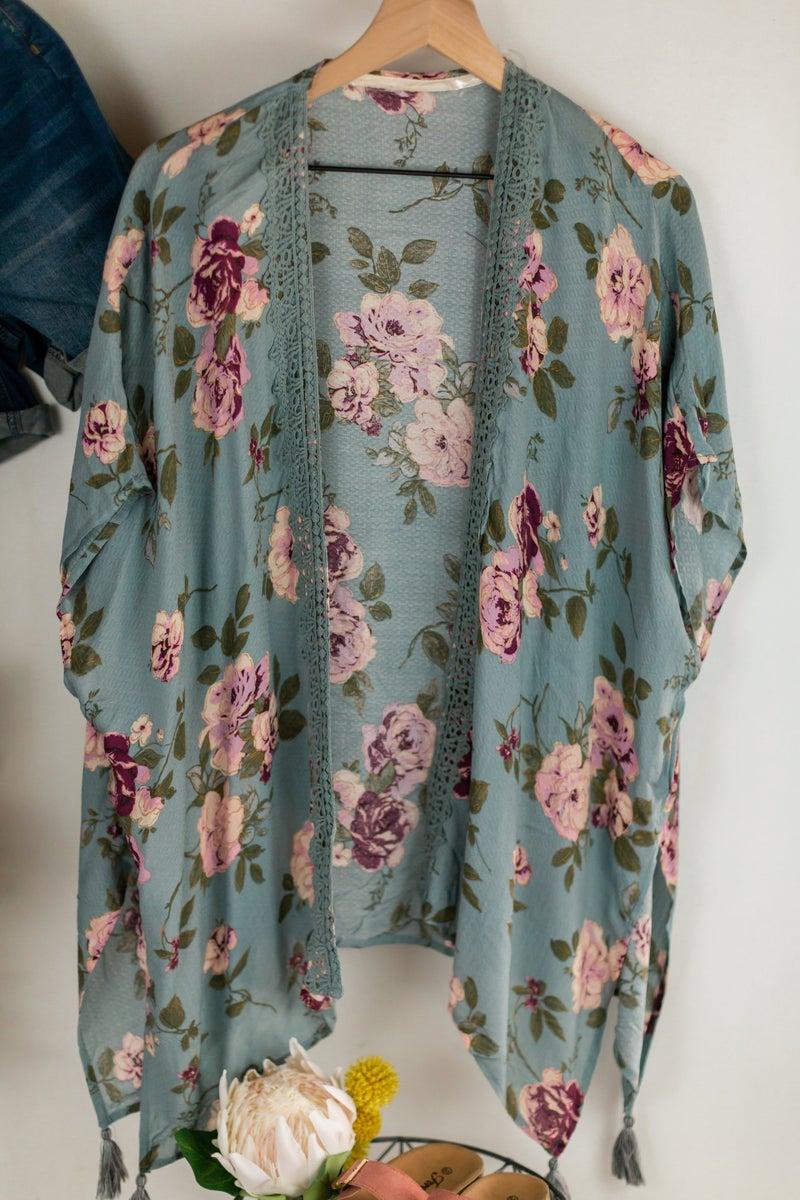 Touch of Romance Kimono